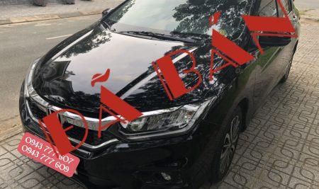 Honda City TOP 1.5 sản xuất 2017