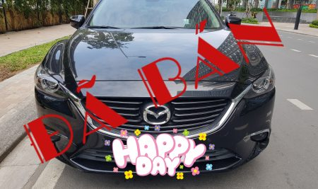 Mazda 6 – 2.0L Premium 2017
