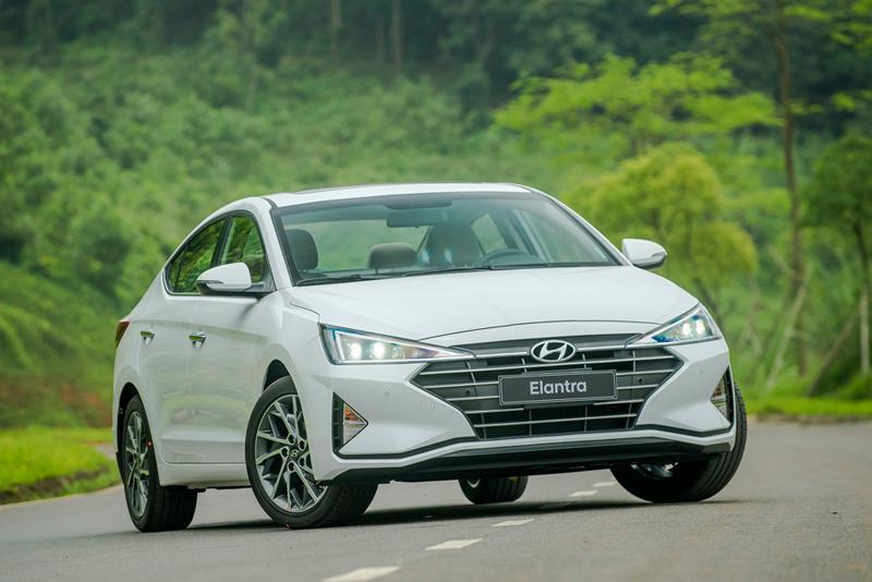 Hyundai Elantra 2.0L 2019 - 22