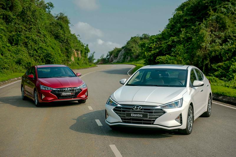 Hyundai Elantra 2019 - 11