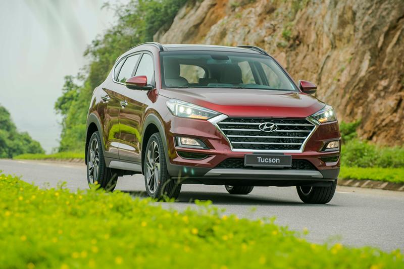 Hyundai Tucson 2019 - 14