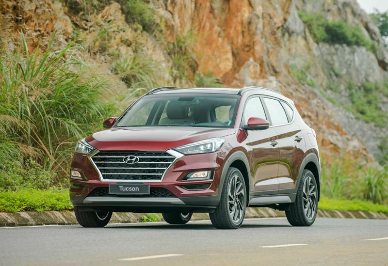 Hyundai Tucson 2019 - 24
