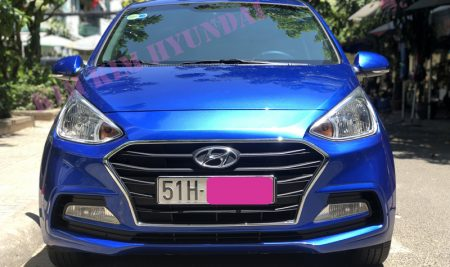 XE LƯỚT – Hyundai Grand I10 Sedan AT 2019