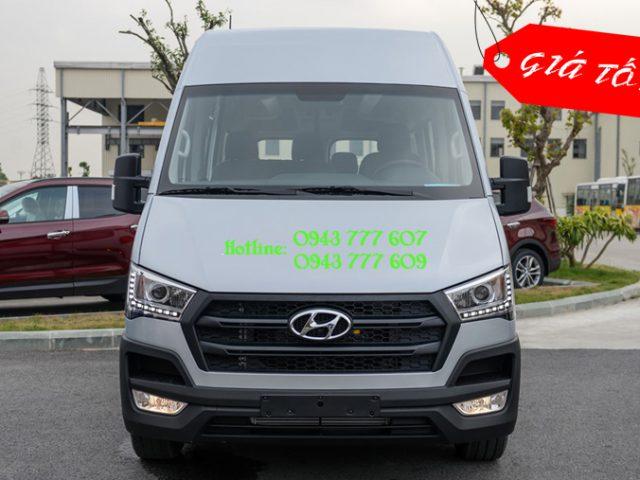Xe 16 Chỗ Cao Cấp – Hyundai Solati