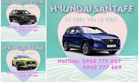Hyundai Tăng 2 Năm Bảo Hành Xe SUV